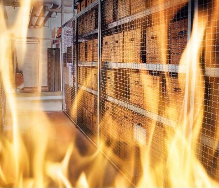 Commercial Quick Guide to Secondhand Fire Damage